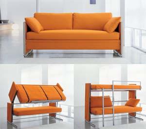 futon berth bed plans