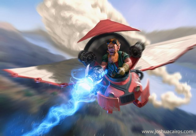 gnome_power_by_1oshuart-d89wz3d