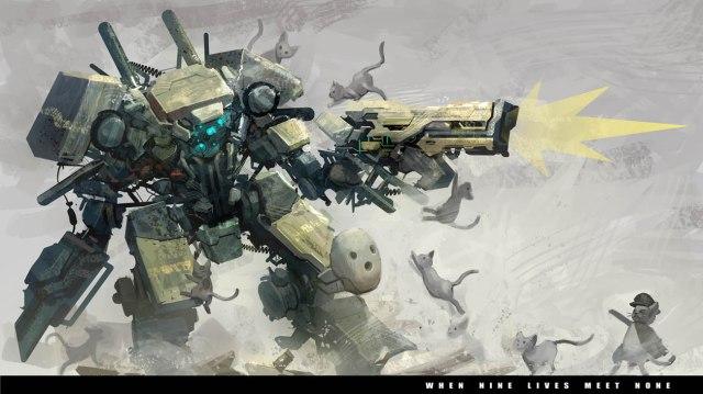 robot_lawan_kucing_by_ahbiasaaja-d3ai29f